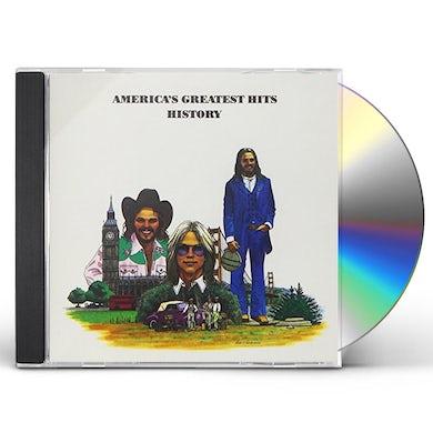 America BEST CD