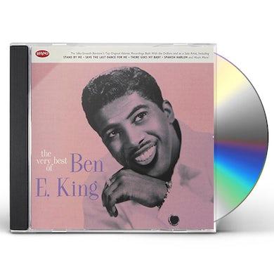 Ben E King VERY BEST OF CD