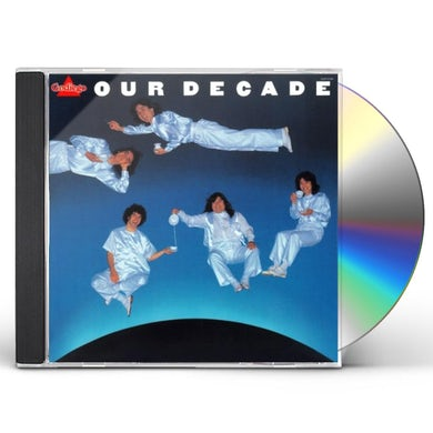 Godiego OUR DECADE CD