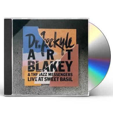 Art Blakey DR.JECKYLE (& JAZZ MESSENGERS) CD
