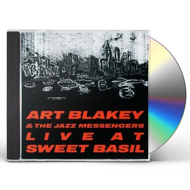 Art Blakey LIVE AT SWEET BASIL CD