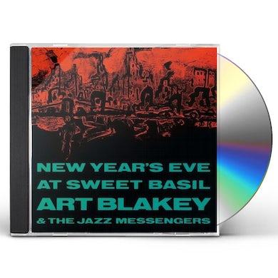 Art Blakey NEW YEAR'S EVE AT SWEET BASIL CD