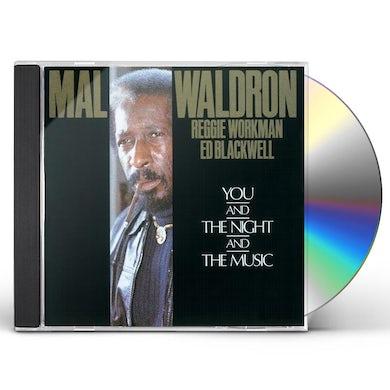 Mal Waldron YOU & NIGHT & MUSIC CD