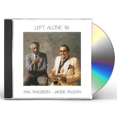 Mal Waldron LEFT ALONE'86 (& JACKIE MCLEA) CD