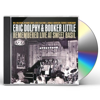 Mal Waldron ERIC DOLPHY & BOOKER LITTLE REMEMBER CD