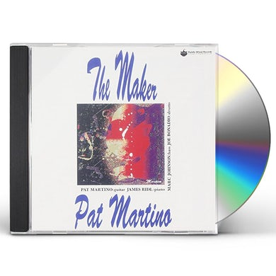 Pat Martino MAKER CD