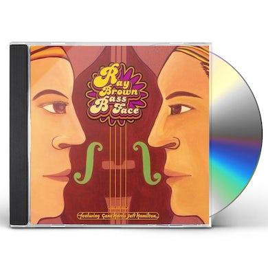 Ray Brown BASS FACE CD