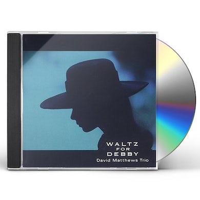 David Matthews WALTZ FOR DEBBY CD