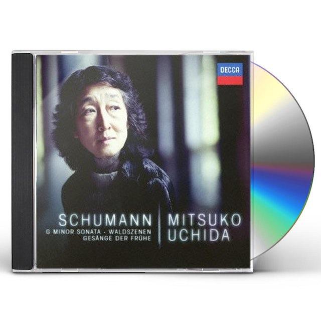 Mitsuko Uchida SCHUMANN: PIANO SONATA NO.2 CD