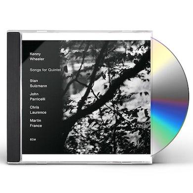 Kenny Wheeler SONGS FOR QUINTET CD