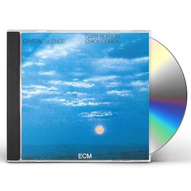 Gary Burton CRYSTAL SILENCE CD