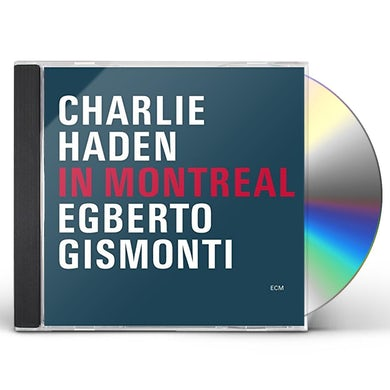 Charlie Haden IN MONTREAL CD