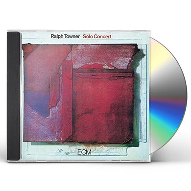 Ralph Towner SOLO CONCERT CD