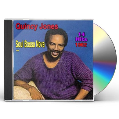 Quincy Jones SOUL BOSSA NOVA CD