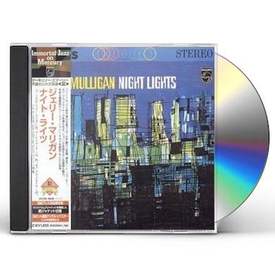Gerry Mulligan NIGHT LIGHTS + 1 CD