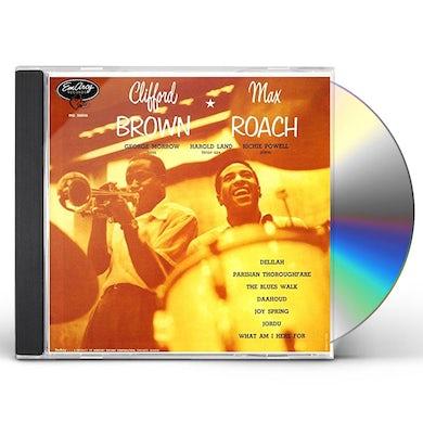 Clifford Brown & MAX ROACH CD
