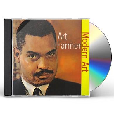 Art Farmer MODERN ART CD