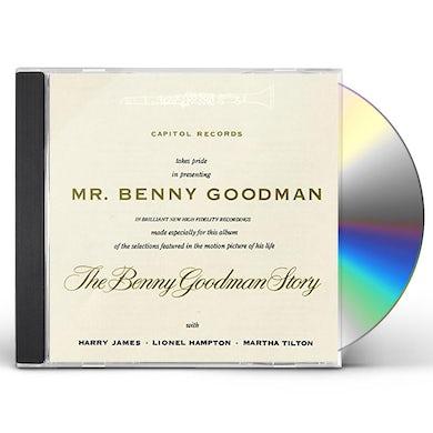 Benny Goodman STORY CD