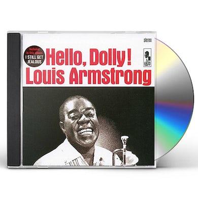 Louis Armstrong HELLO DOLLY CD