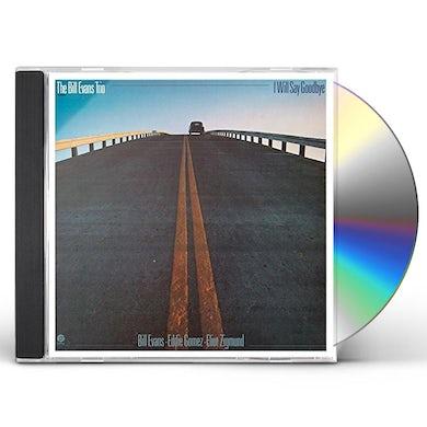 Bill Evans Trio I WILL SAY GOOD BYE CD
