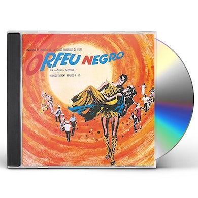 Antonio Carlos Jobim BLACK ORPHEUS CD