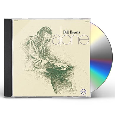Bill Evans ALONET CD