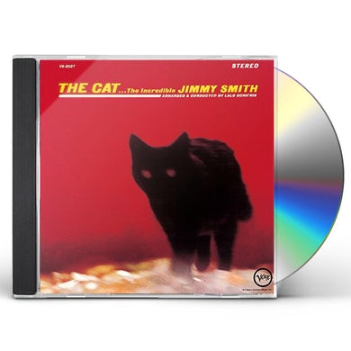 Jimmy Smith CAT CD