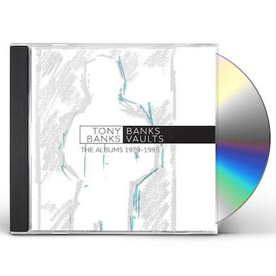 Tony Banks BANKS VAULTS: COMPLETE ALBUMS 1979-1995 CD