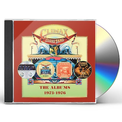 Climax Blues Band ALBUMS 1973-1976 CD