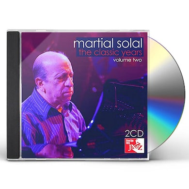 Martial Solal CLASSIC YEARS VOL 2 CD