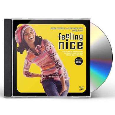 Feeling Nice Vol 4 / Various CD