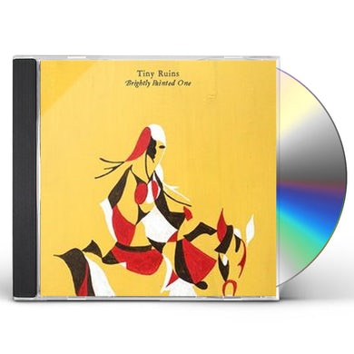 Tiny Ruins BRIGHTLY PAINTED ONE CD
