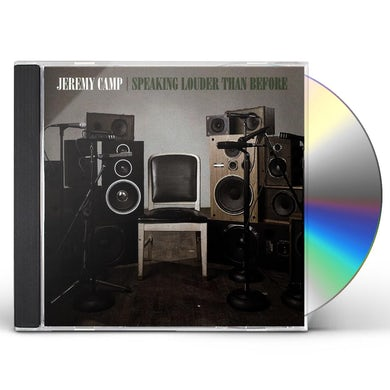 Jeremy Camp SPEAKING LOUDER THAN BEFORE CD