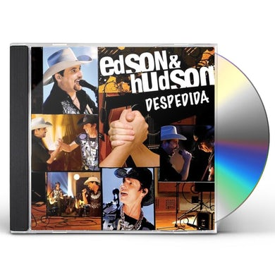 Edson & Hudson DESPEDIDA CD