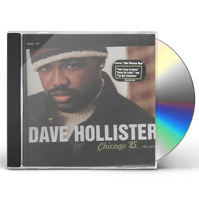 Dave Hollister CHICAGO 85 THE MOVIE CD
