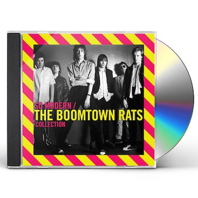 Boomtown Rats SO MODERN: THE COLLECTION CD