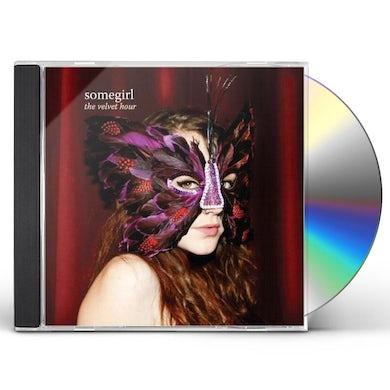 VELVET HOUR CD