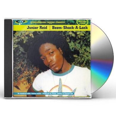 Junior Reid BOOM SHACK A LACK CD