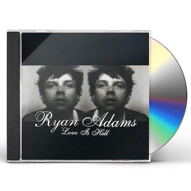 Ryan Adams LOVE IS HELL PART 1 CD