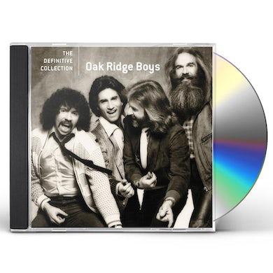 The Oak Ridge Boys DEFINITIVE COLLECTION CD