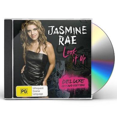 Jasmine Rae LOOK IT UP CD