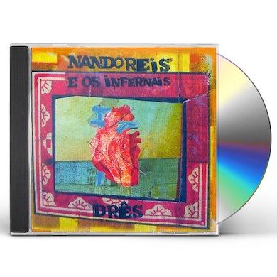 Nando Reis DRES CD