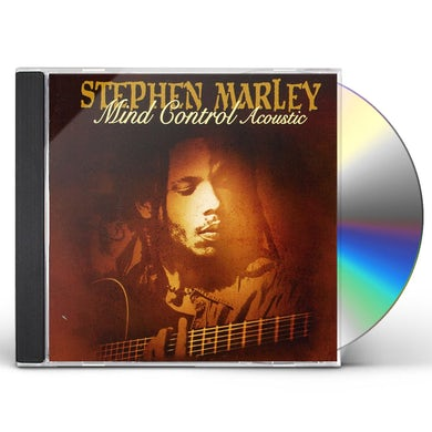 Stephen Marley MIND CONTROL (ACOUSTIC) CD
