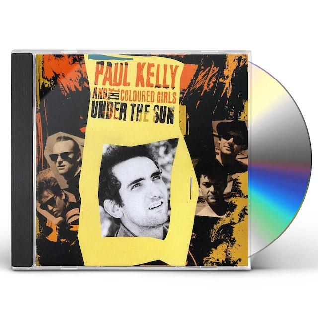 Paul Kelly & The Coloured Girls UNDER THE SUN CD