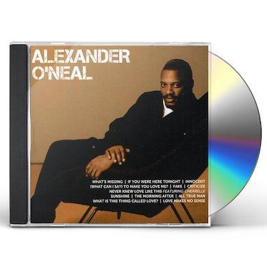 Alexander O'Neal ICON CD