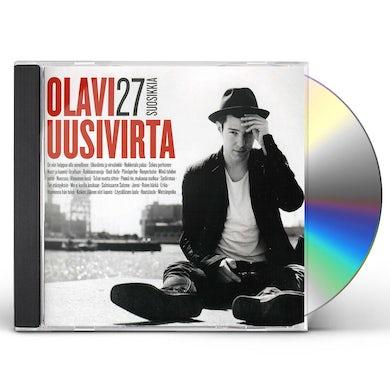 Olavi Uusivirta 27 SUOSIKKIA BEST OF CD
