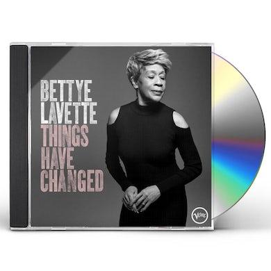 Bettye Lavette  THINGS HAVE CHANGED CD