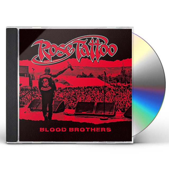 Rose Tattoo BLOOD BROTHERS CD