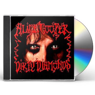 Alice Cooper DIRTY DIAMONDS CD