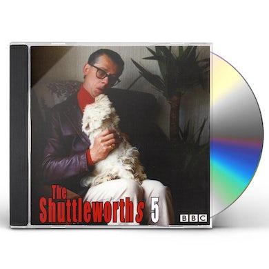 John Shuttleworth SHUTTLEWORTHS 5 CD